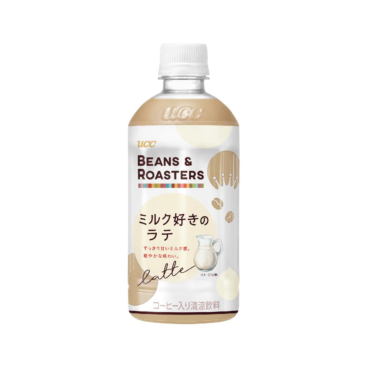 UCC Beans & Roasters Milk Latte PET