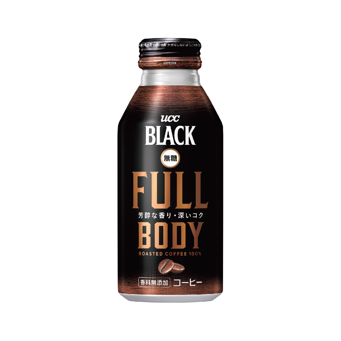 UCC Black Unsweetened Full Body Canned Coffee