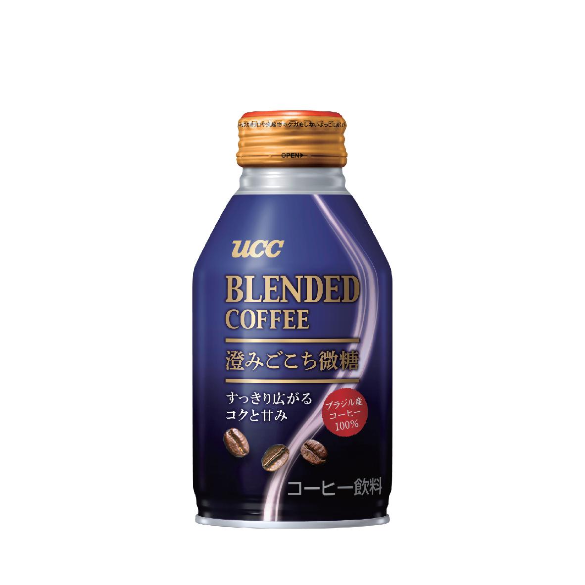 UCC Blended Coffee Less Sugar