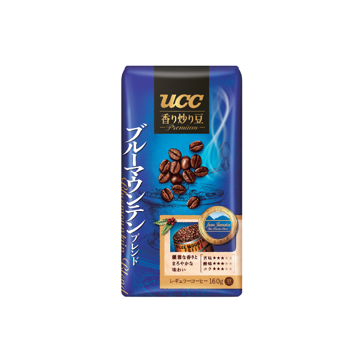 UCC Blue Mountain Blend Roasted Coffee Beans