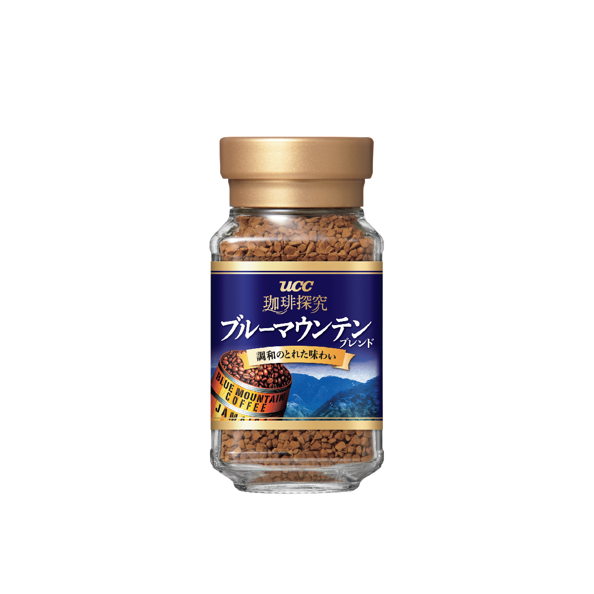 UCC Coffee Exploration Blue Mountain Instant Coffee