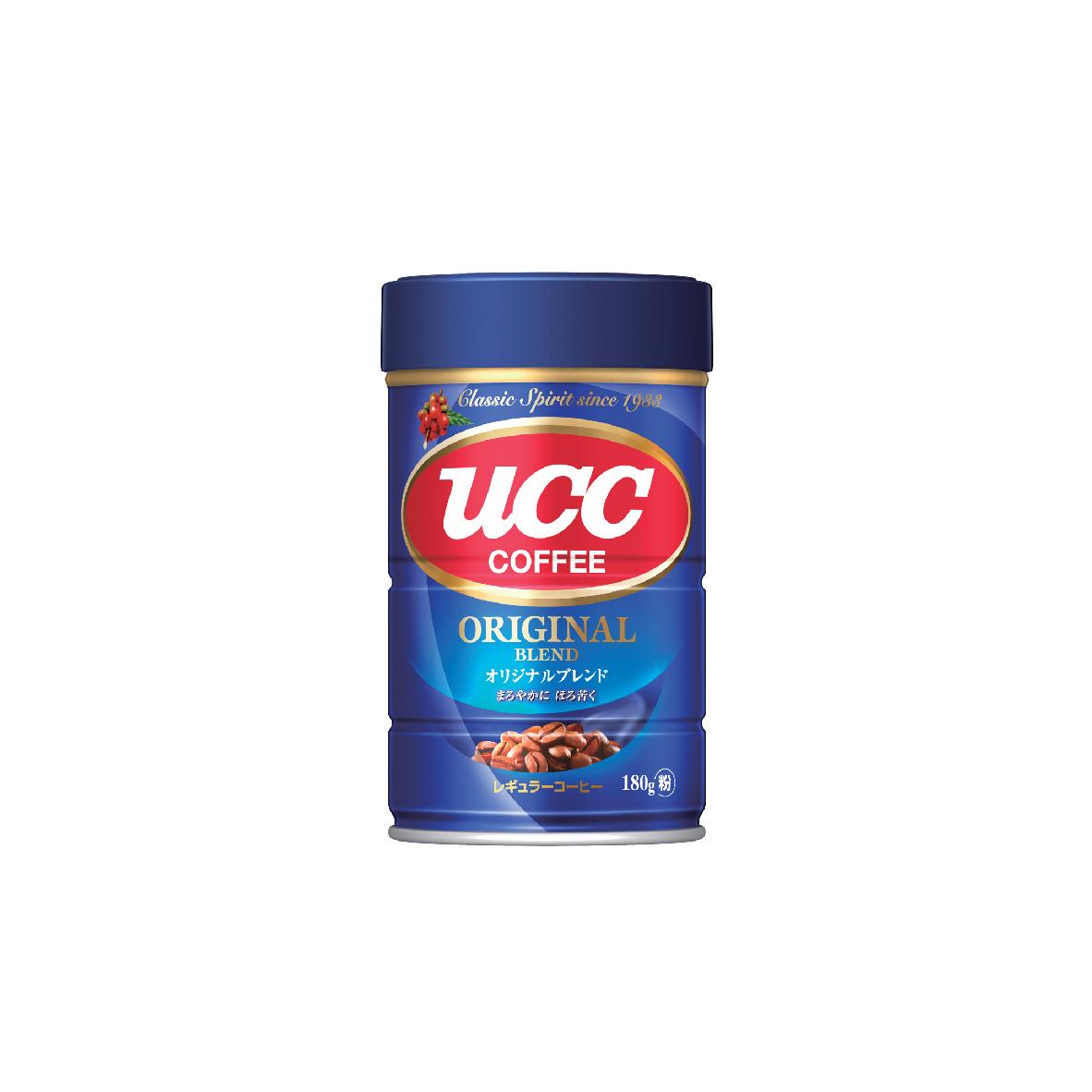 UCC Coffee Original Blend Roasted Coffee
