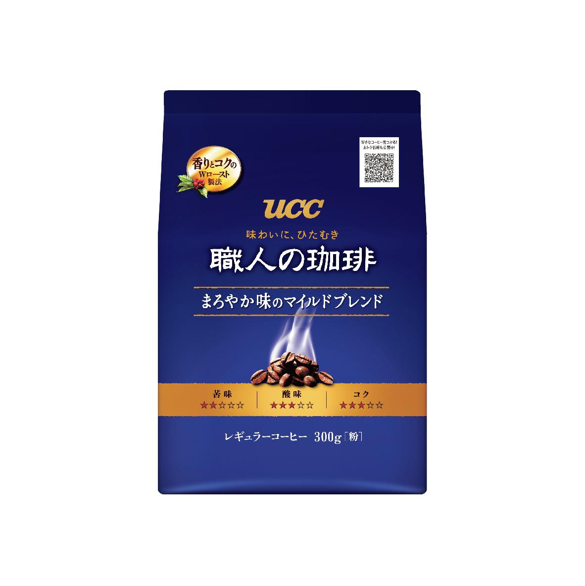UCC Craftsman's Coffee Mild Roasted Coffee