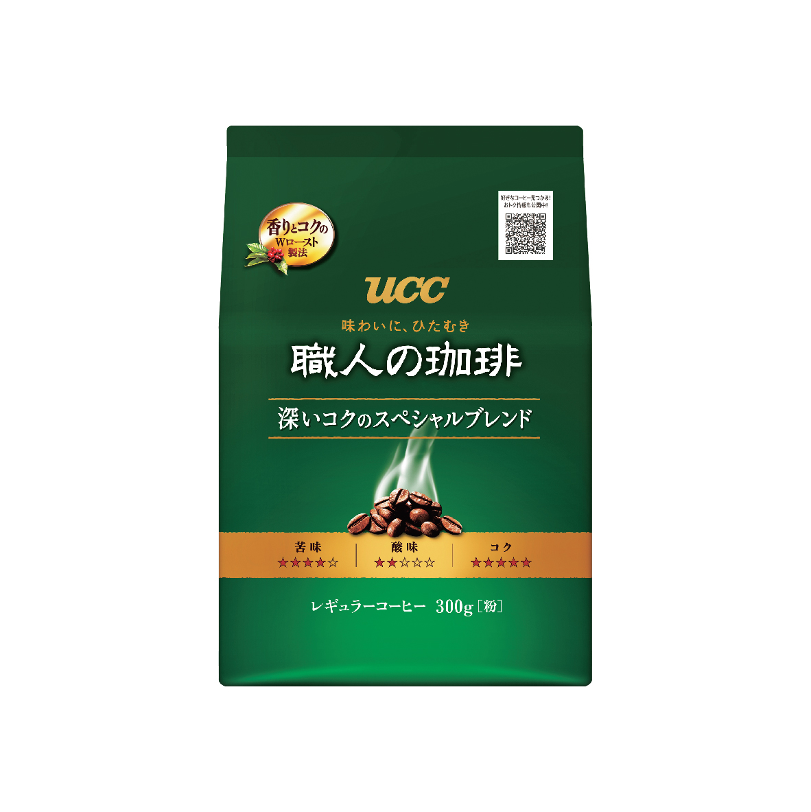UCC Craftsman's Coffee Rich Roasted Coffee