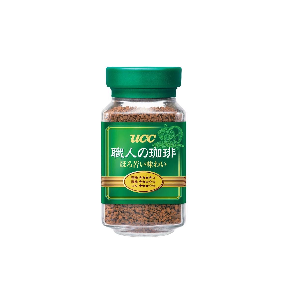 UCC Craftsman's Coffee Instant Coffee Bittersweet Taste