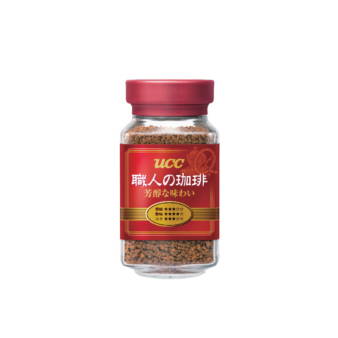 UCC Craftsman's Coffee Instant Coffee Rich Taste