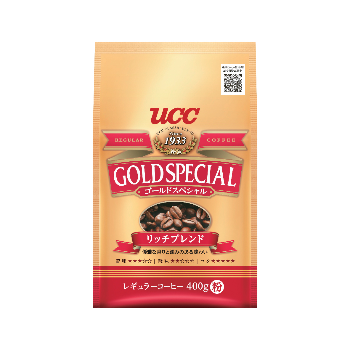 UCC Gold Special Rich Blend Roasted Coffee