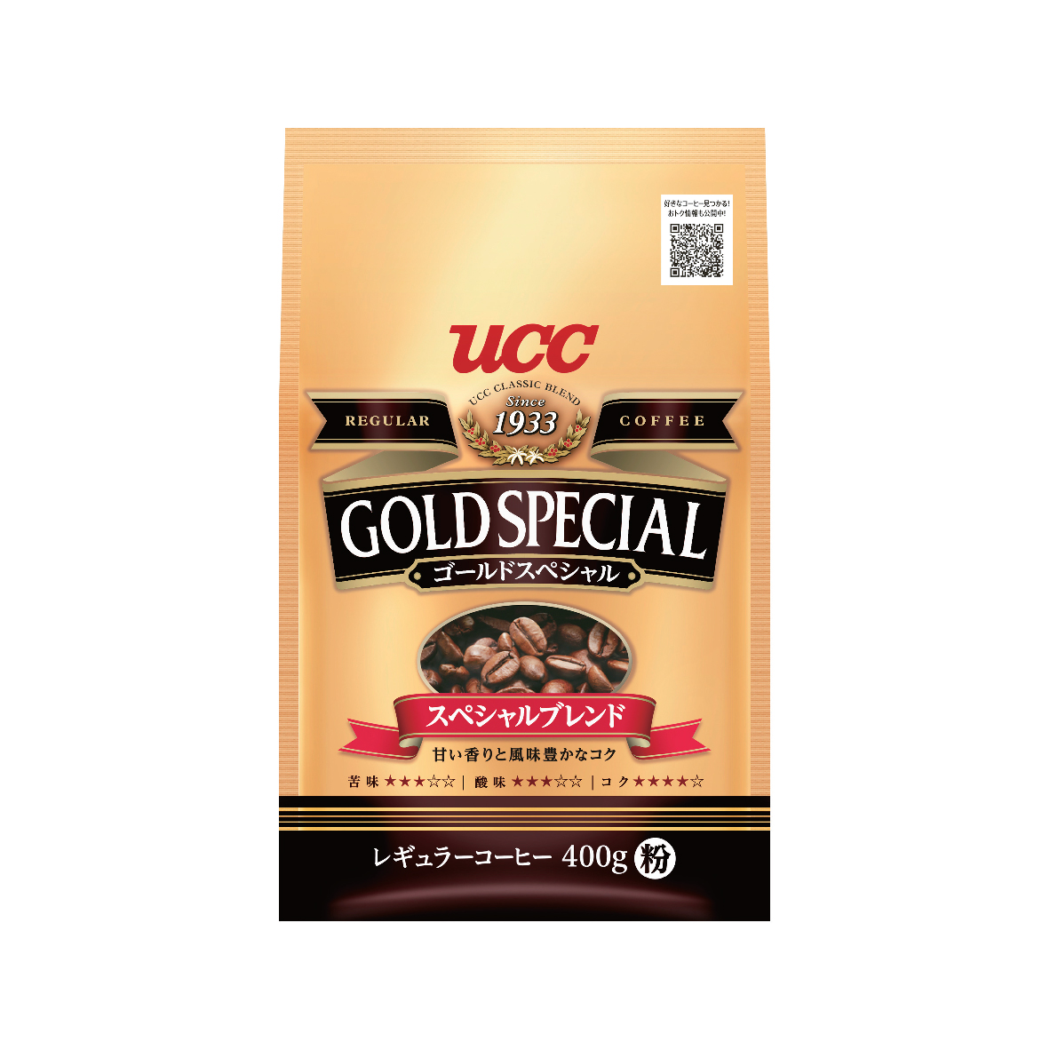 UCC Gold Special Special Blend Roasted Coffee