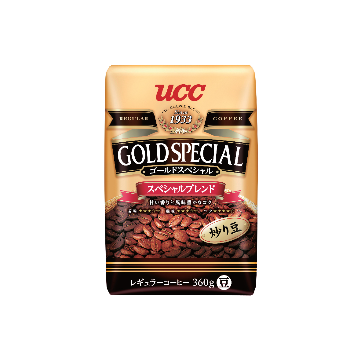 UCC Gold Special Special Blend Roasted Coffee Beans