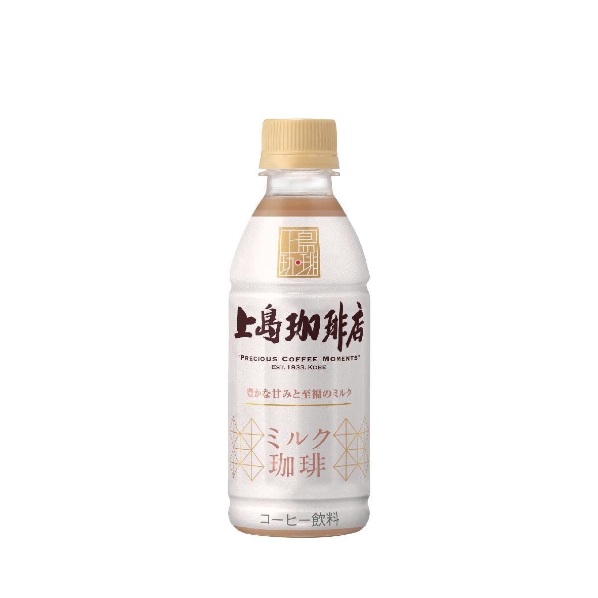 UCC Ueshima Coffee Store Milk CoffeePET