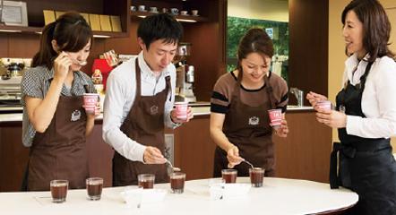 UCC Coffee Academy