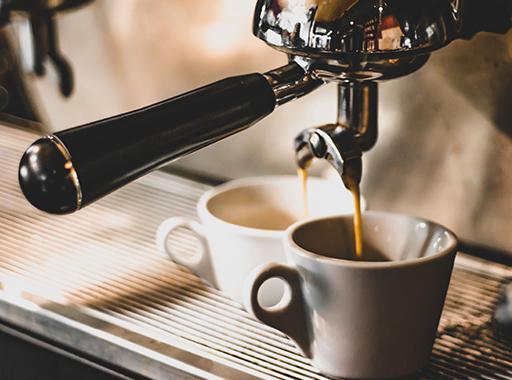 咖啡店和餐飲店咖啡解決方案