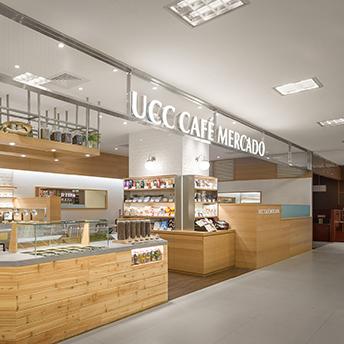 UCC CAFÉ MERCADO <br>遠東 SOGO 台北天母店B1