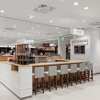 UCC CAFÉ  MERCADO <br>遠東 SOGO 中壢店B1