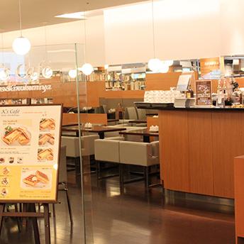 K's Café <br>微風廣場5F 紀伊國屋書店