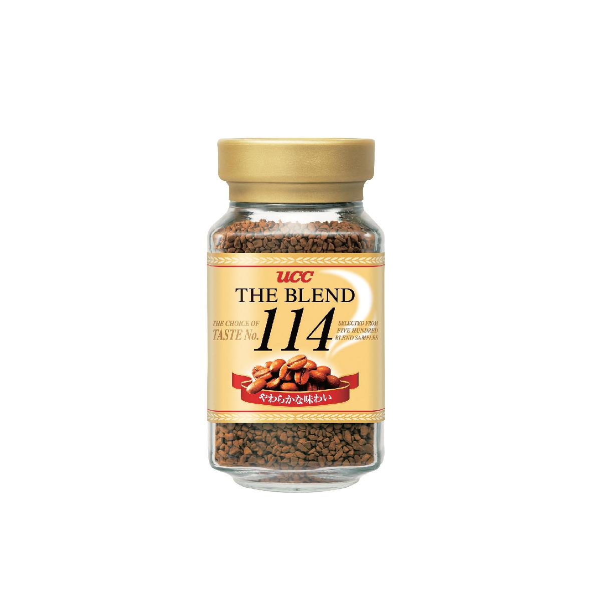 UCC 114精緻即溶咖啡