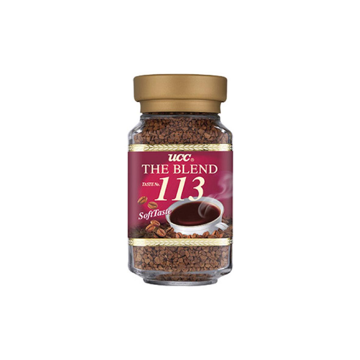 UCC 113精緻即溶咖啡