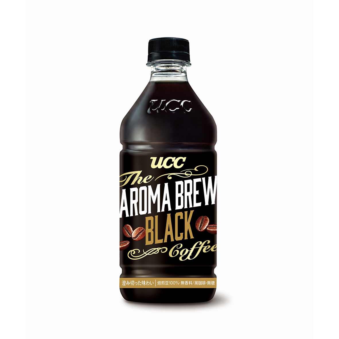 UCC AROMA BREW 艾洛瑪⿊咖啡