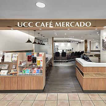 UCC CAFÉ MERCADO <br>遠東 SOGO 台北忠孝店B2