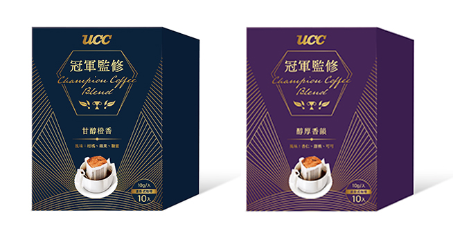 New Product Launch: UCC Champion Coffee Blend Drip Coffee