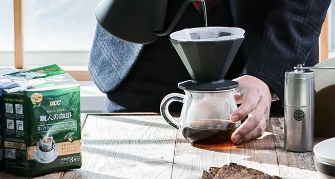 UCC Shokunin Drip Coffee