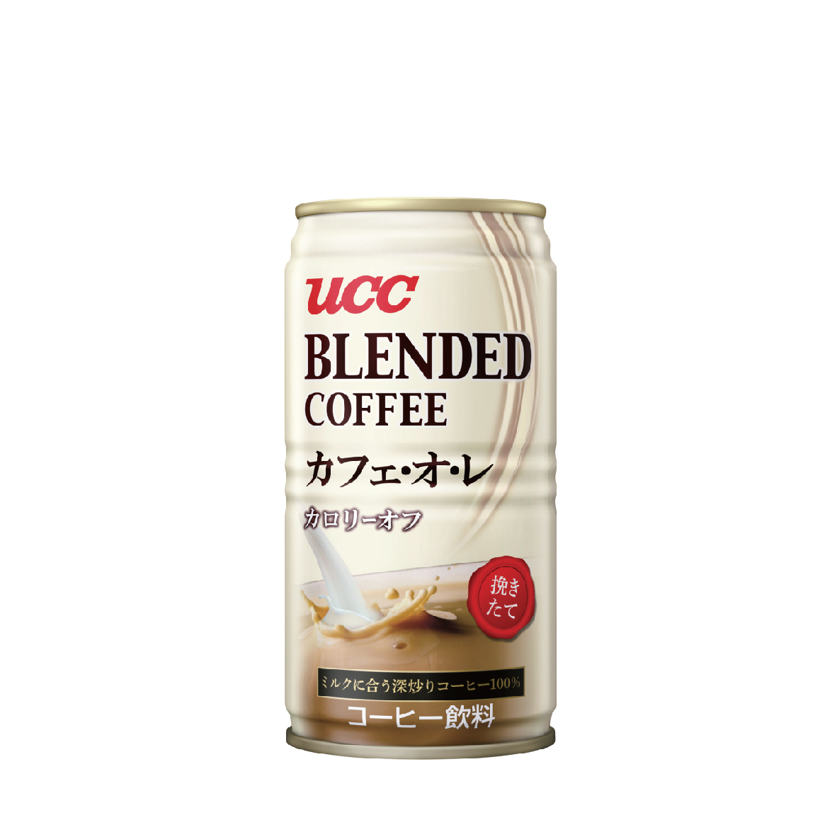 UCC Blended Coffee Cafe Au Lait
