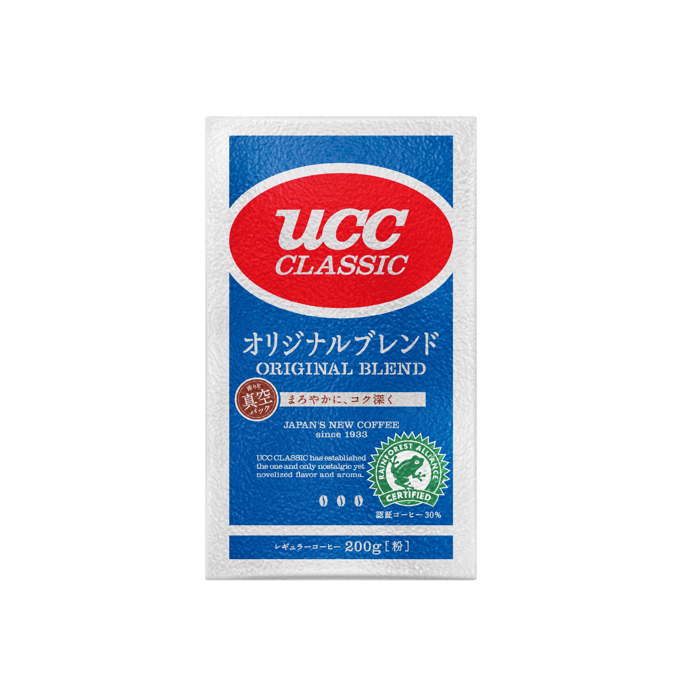 UCC Classic Original Blend