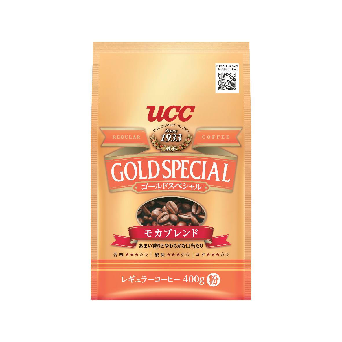 UCC Gold Special Mocha Blend Roasted Coffee