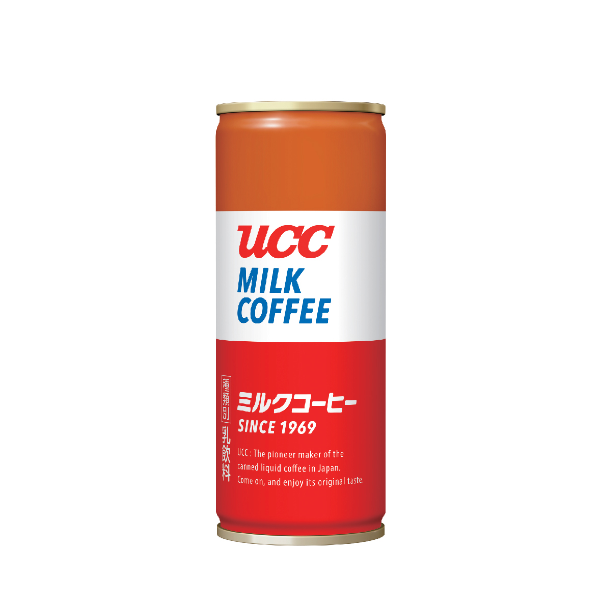 UCC Milk Canned Coffee
