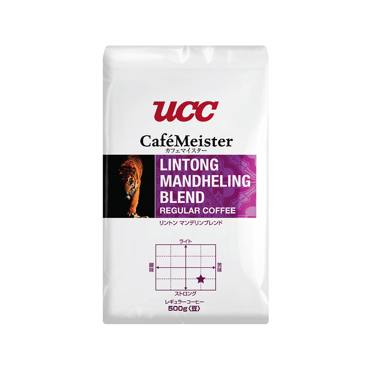 UCC CafeMeister Linton Mandelin Blended Coffee Beans