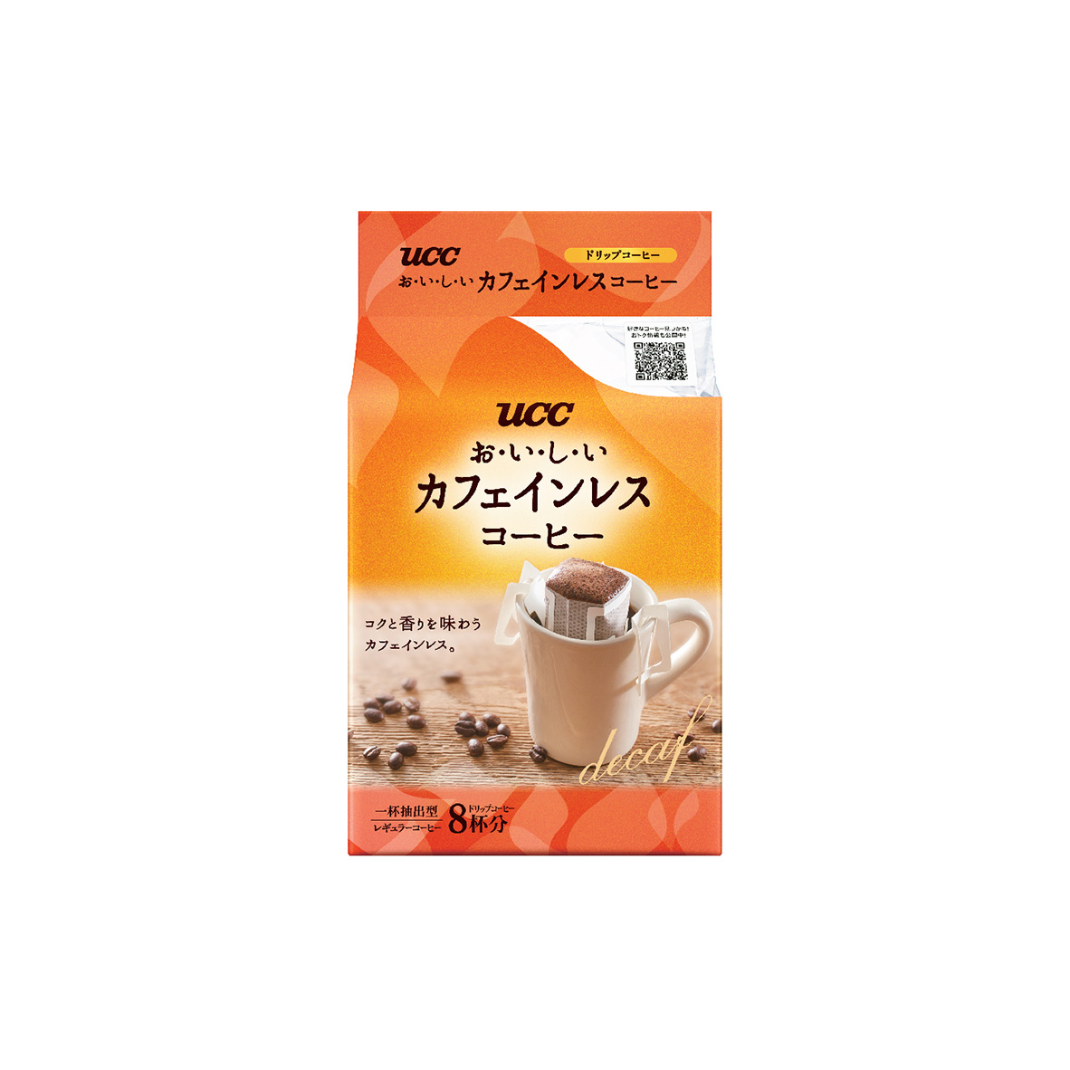 UCC Tasty Caffeine-Free Drip Coffee